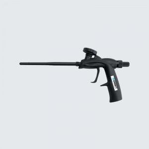 Connect NBS plastična črna pištola FOX1